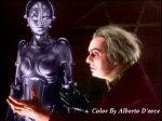"""Robot from """"Metropolis"""""""