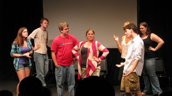 Lehigh University's Hobo Army performed at Philly Fringe Festival