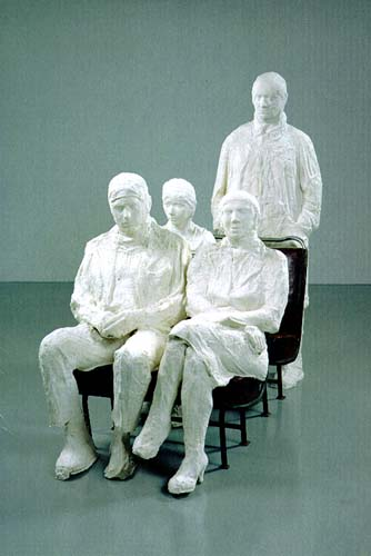Artist Of The Day 24 George Segal 171 Arts Lehigh Blog