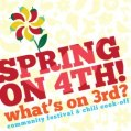Spring of Fourth web logo