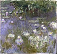 Monet - Water Lilies 1922