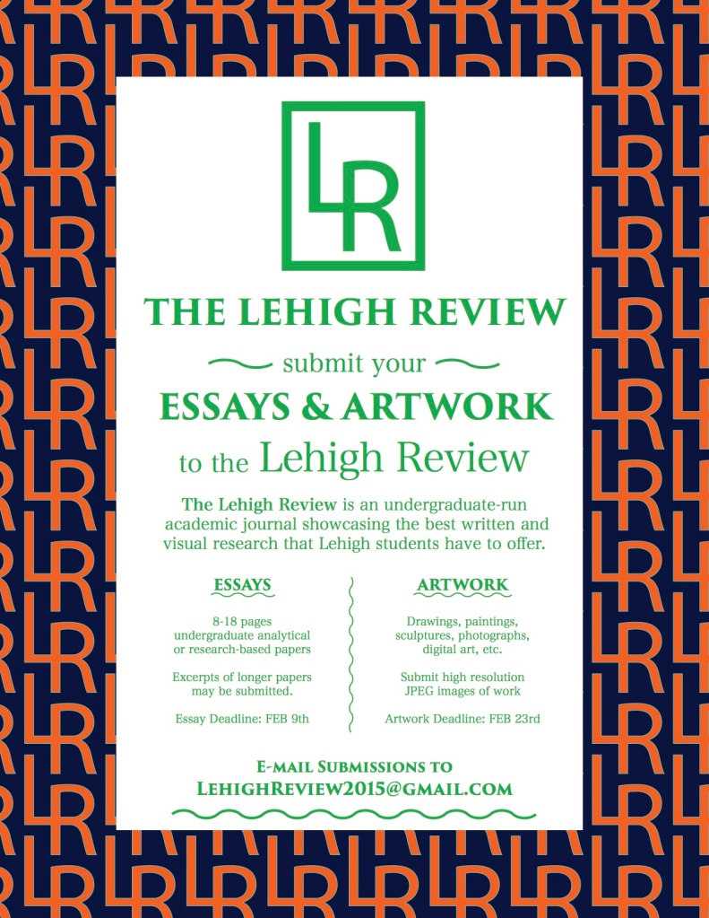 Lehigh Review Flyer-2 copy