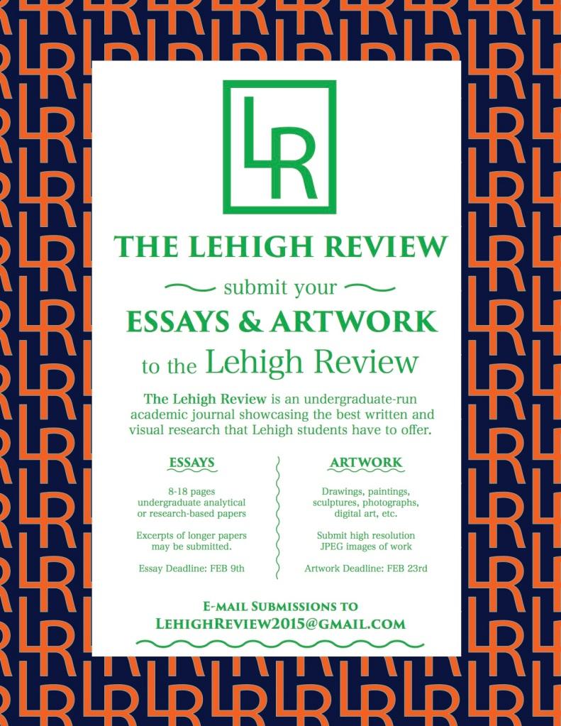 Lehigh Review Flyer-2 copy