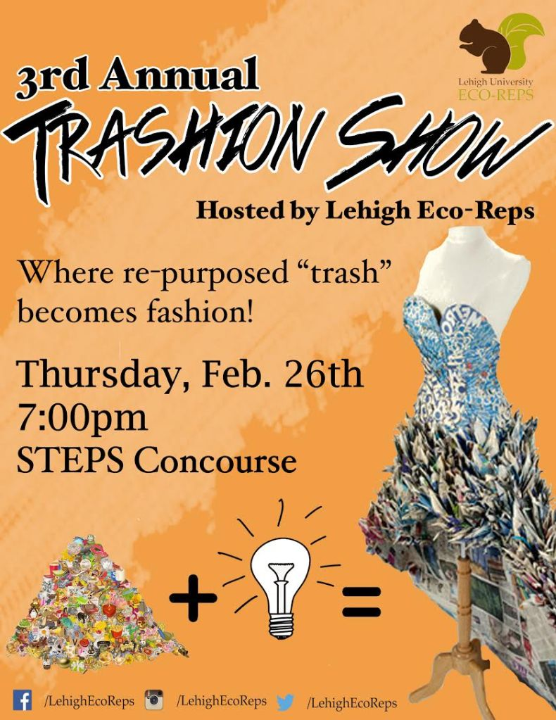 EcoReps Trashion Show
