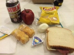 Steelworker's Overtime Lunch