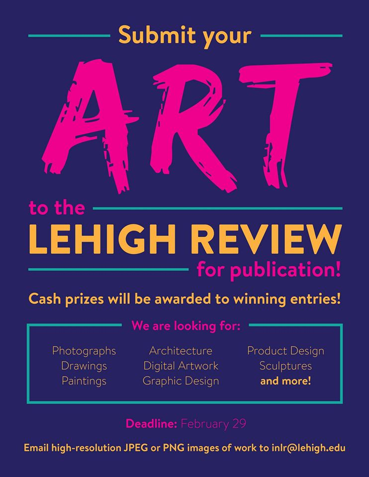 Lehigh Review Art