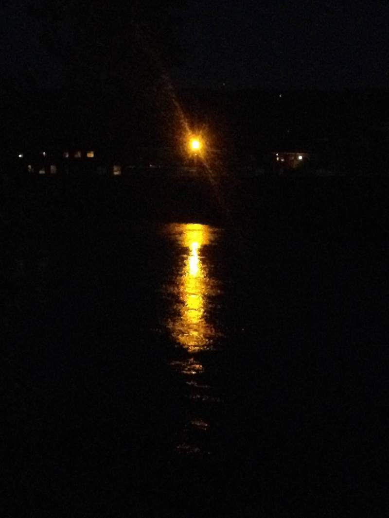 light-on-water